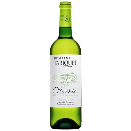 bouteille de tariquet blanc